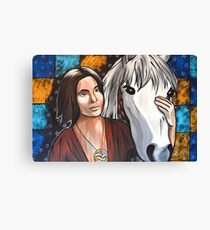NeverEnding Story Canvas Print