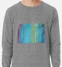ABSTRAKTE glatte HIMMEL Leichtes Sweatshirt