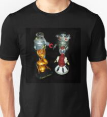 'Bots in the Bookcase T-Shirt