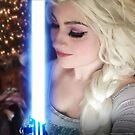 Jedi Snow Queen by leahkatewrite