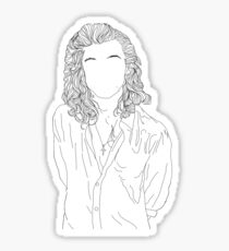 Harry Outline Sticker