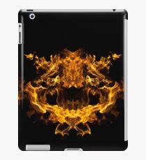 Fire Pit Shot iPad Case/Skin