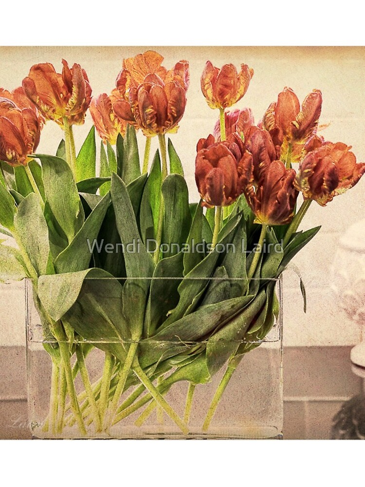 Tulips in Vase by wdonaldson
