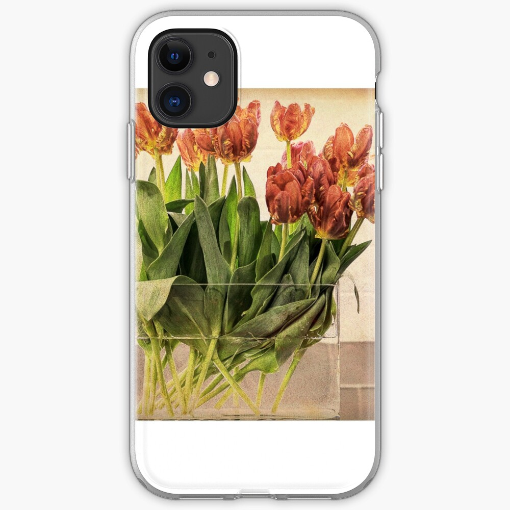 Tulips in Vase iPhone Case & Cover