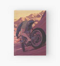 Strange Sunset Hardcover Journal