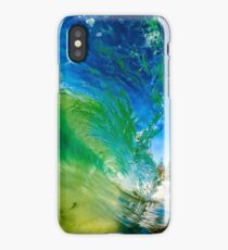 Quiksilver Pro venue with wave iPhone Case/Skin