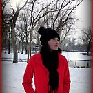 Red Coat by Charmiene Maxwell-Batten