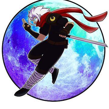 Midnight Ninja by Spardia