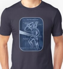 Full Armor of God - Warrior 4 T-Shirt