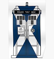 Scottish Police Public Box Poster