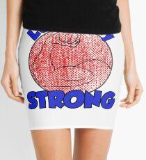 Look my STRONG! Mini Skirt