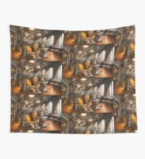 Machinist - Industrious Society Wall Tapestry