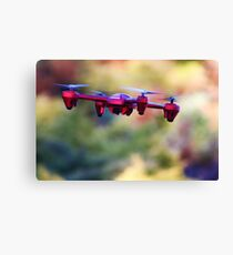 Quadcopter Canvas Print