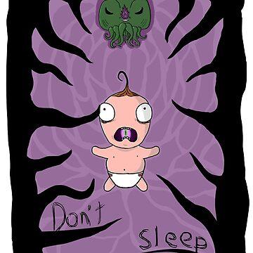 Don't Sleep by nethulmeow