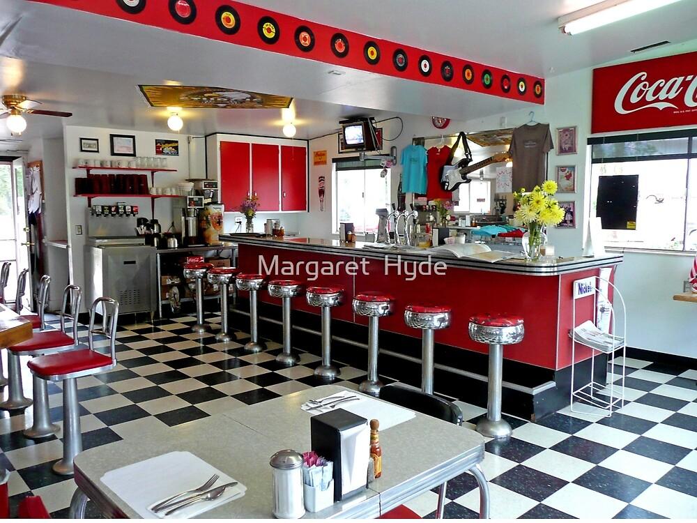 141 Diner, Gateway, Colorado by Margaret  Hyde