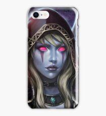 Lady Sylvanas Windrunner iPhone Case/Skin