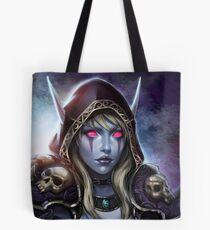 Lady Sylvanas Windläufer Tote Bag