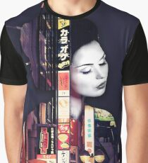 Geisha Graphic T-Shirt