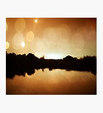 """""""New Sunset"""" by Carter L. Shepard""""  Photographic Print"""