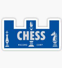 Chess Records Sticker