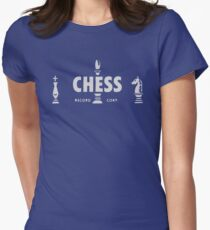 Chess Records Women's Fitted T-Shirt