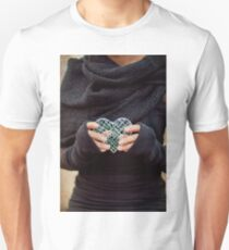 Hold On To Your Heart Unisex T-Shirt