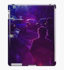 Pedestrians on Johnson Street iPad Case/Skin