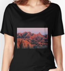 Badlands Dreaming Women's Relaxed Fit T-Shirt