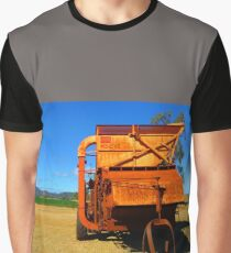 Farm Machine Graphic T-Shirt