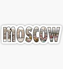 Moscow Sticker