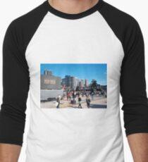 Mad Max Fury Road Sydney Men's Baseball ¾ T-Shirt