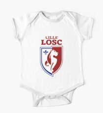 lille losc 1 One Piece - Short Sleeve