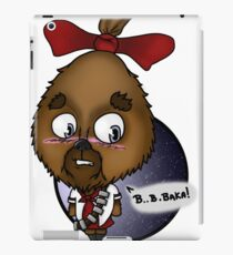 Chewbacca Chew baka! iPad Case/Skin