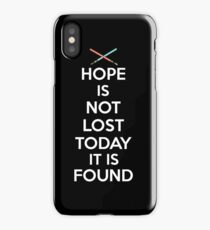 Force Awakens iPhone Case/Skin