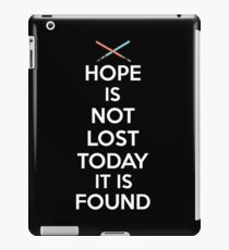 Force Awakens iPad Case/Skin