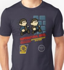 Supernatural Bros. Box Art Unisex T-Shirt