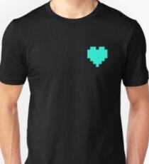Broken Pixel - Patient Pixel Heart T-Shirt