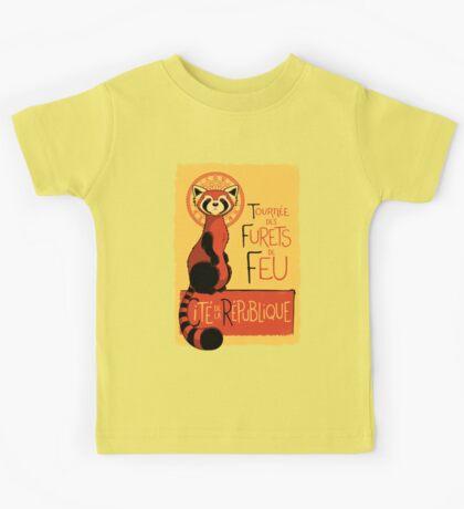 Les Furets de Feu Kids Clothes
