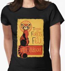Les Furets de Feu Women's Fitted T-Shirt