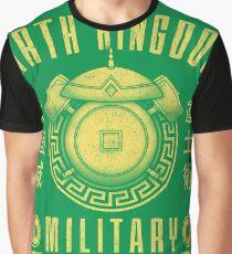 Avatar Earth Kingdom Graphic T-Shirt