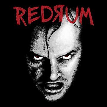 Redrum by jonstevenson80