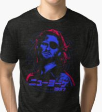Escape from New York 1997 Japanese Tri-blend T-Shirt