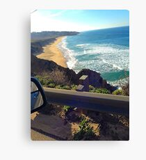 California Ocean Canvas Print