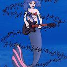 Musik Meerjungfrau von kijkopdeklok
