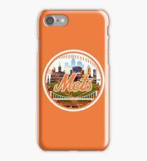 New York Mets Stadium Logo iPhone Case/Skin