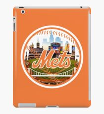 New York Mets Stadium Logo iPad Case/Skin