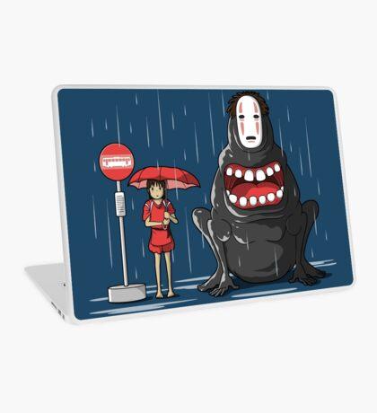 My Hungry Neighbor Laptop Skin