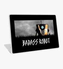 Badass Robot Laptop Skin