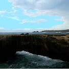 The Aruba Natural Bridge by markellsmith