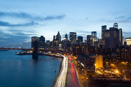NYC // FDR Drive  by Adi M